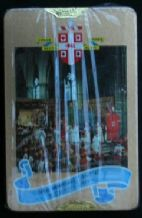 Collectible playing cards 1966 Worshipful Westminster Abbey